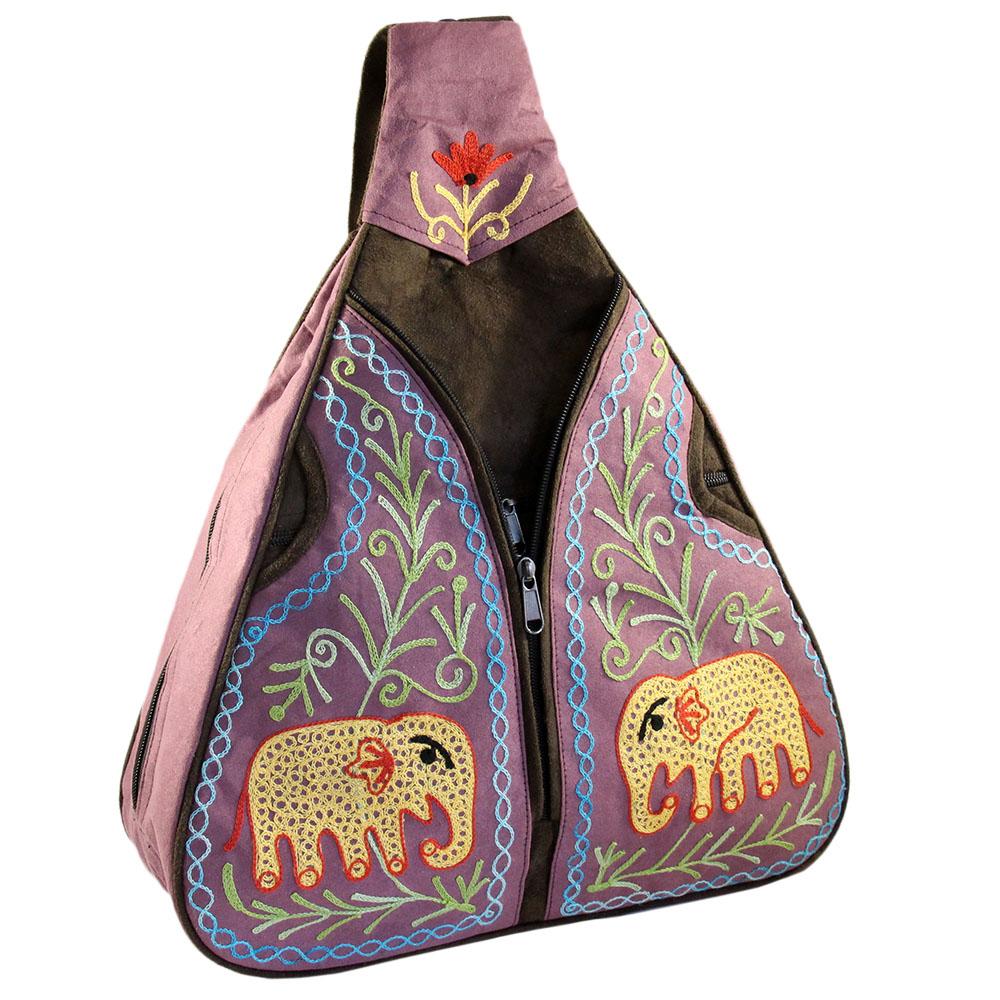 Рюкзаки из индии zia and yoni рюкзаки
